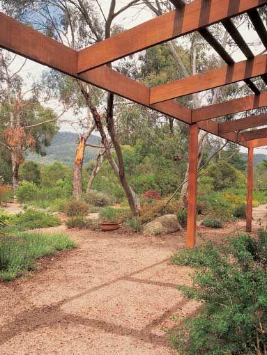 House & Garden > beautiful native Australian garden