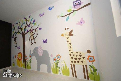Mural para Ainara