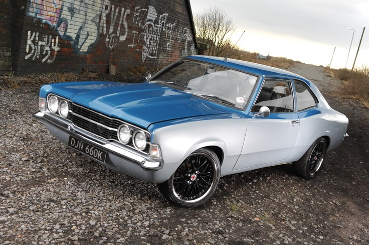 1972 Ford Cortina picture, exterior