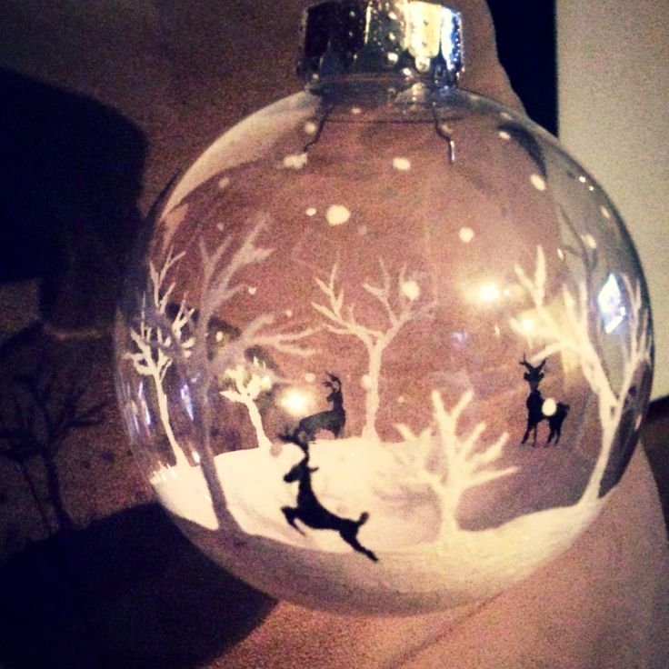 Best 25 hand painted ornaments ideas on pinterest for Painted glass ornaments crafts