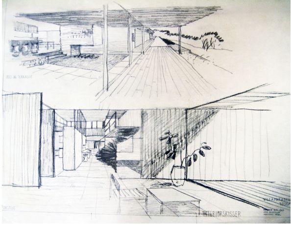 Are Vesterlid. Norwegian architect.