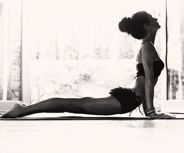 Yoga Poses for Flat Belly and Abs8
