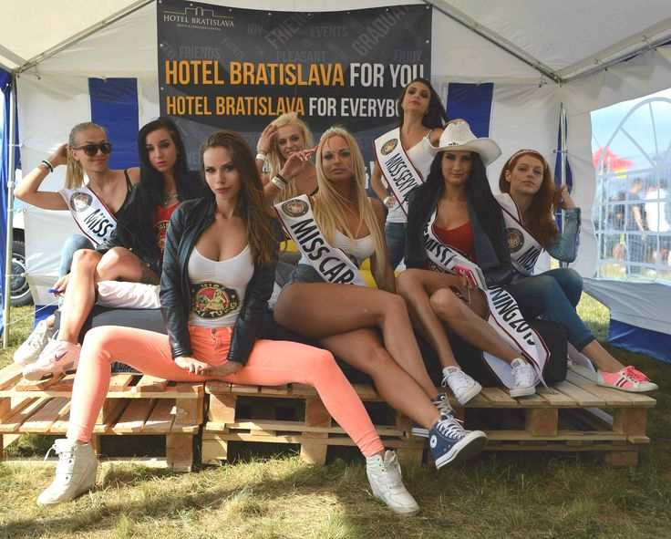 #HOTELBRATISLAVA had a hotel room at Car at tuning Piešťany 2016 - Miss Car at tunning 2016
