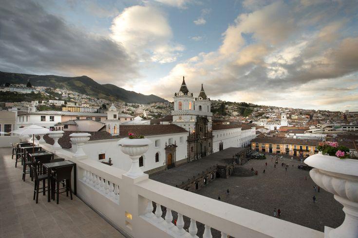Casa Gangotena, Quito, Ecuador - 5 of the Best Boutique Hotels: South America