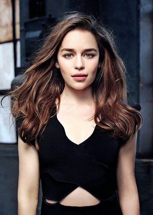 Emilia Clarke Daily;