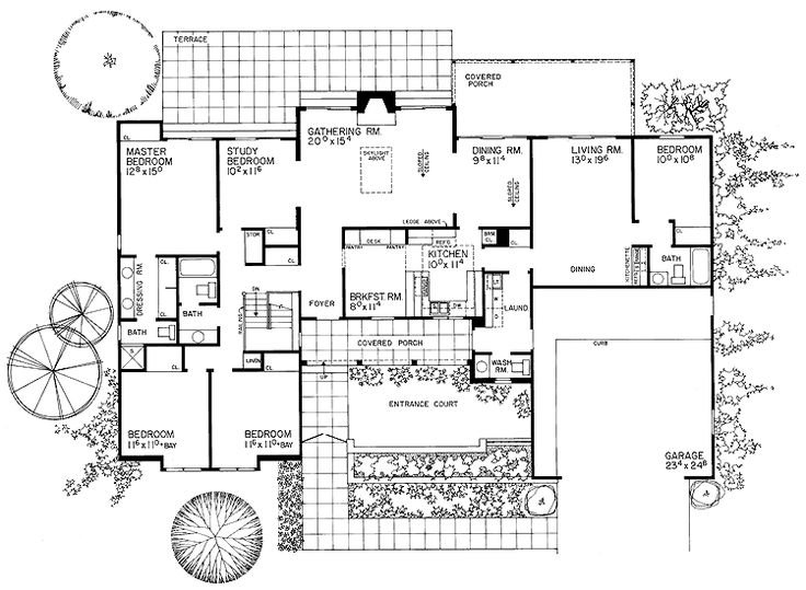 1886 best home plans architecture images on pinterest architecture house floor plans and house design