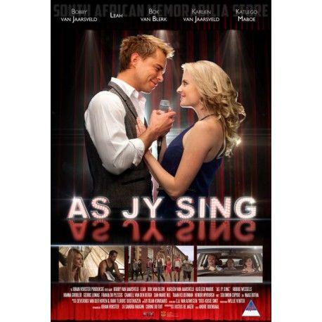 As Jy Sing - Bobby Van Jaarsveld, Bok Van Blerk - South African Afrikaans DVD *New* - South African Memorabilia Store