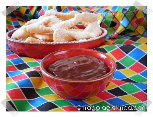 SANGUINACCIO DI CARNEVALE fragolaelettrica.com Le ricette di Ennio Zaccariello #Ricetta #Carnevale