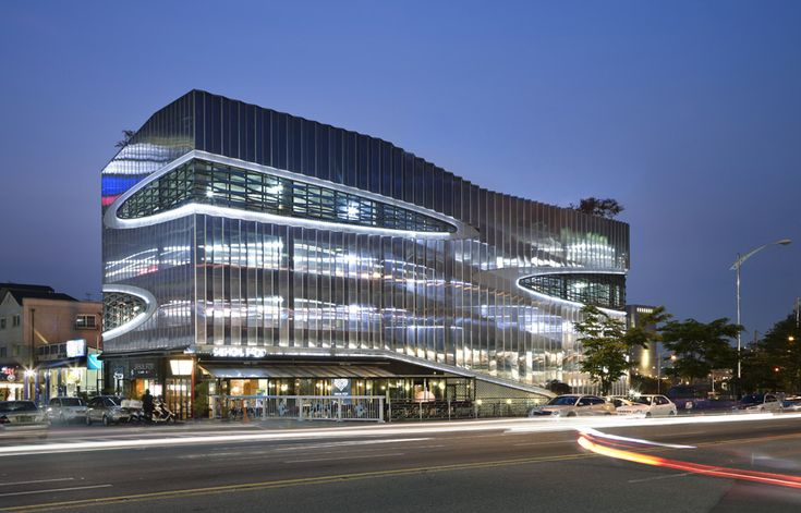 Herma Parking Building, by JOHO Architecture   Australian Design Review