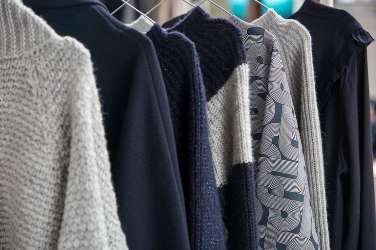 Autumn/winter collection 2015 #navy #grey #BYBAR #bybaramsterdam #autumn #winter