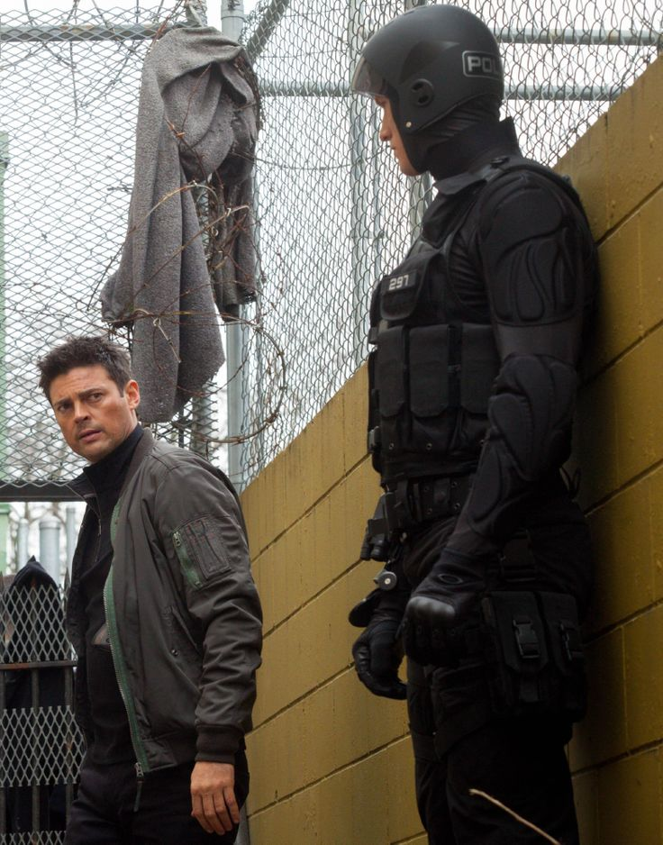 Almost human season 1 episode still new in 2014 intelligence and