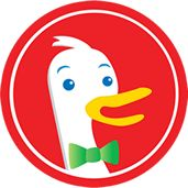 Duck, Duck Go. Open source, no add search engine. iPhone and Android apps available.