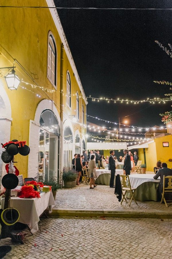 A Portugal Vineyard Wedding and a Stunning Venue
