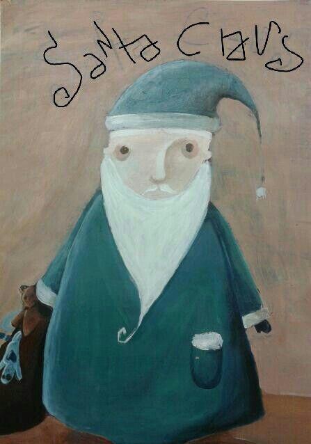 Santa Claus di Giorgio Natti Rainieri