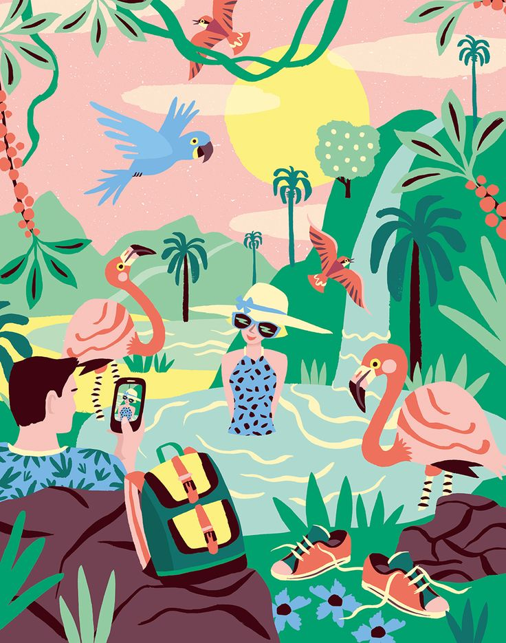 Spring + Summer 2016 / Favorite Projects on Behance