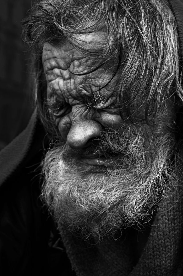 Lee Jeffries - Homeless