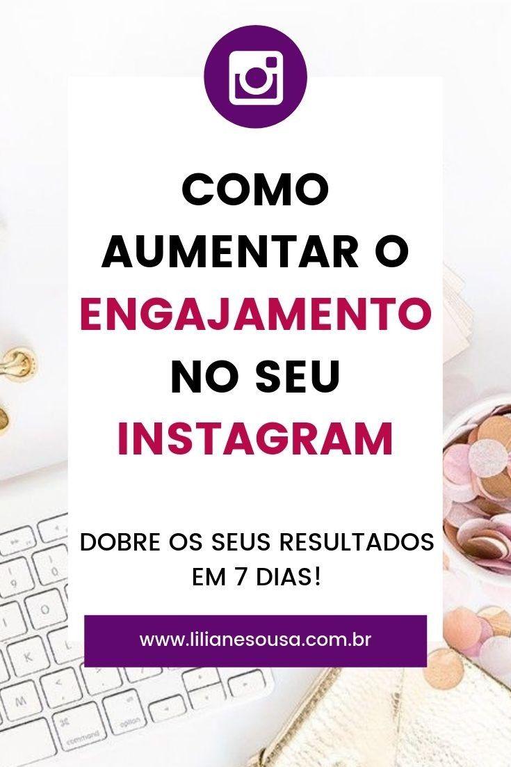Pin Em Instagram Dicas Como Ganhar Seguidores No Instagram Como