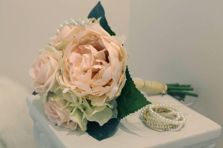 Soft Bridal Accents