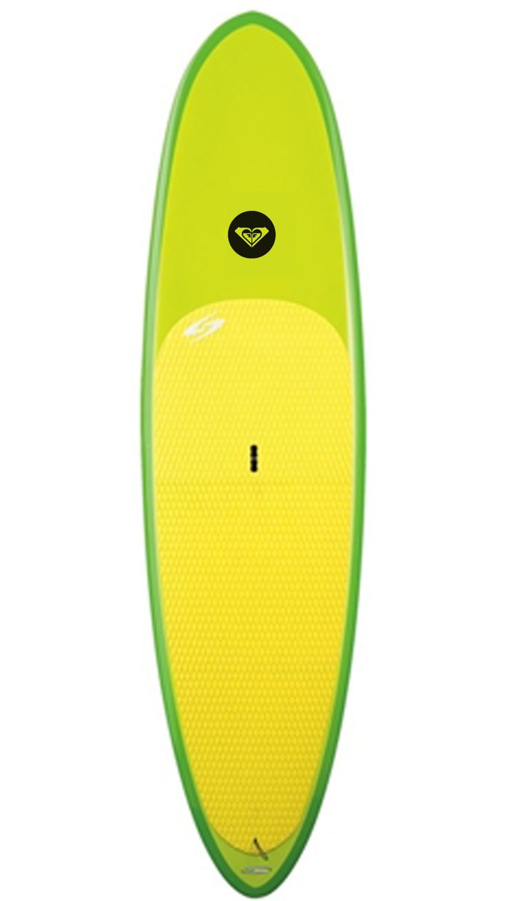 ROXY Stand Up #Paddleboard from Surftech #ROXYOutdoorFitness
