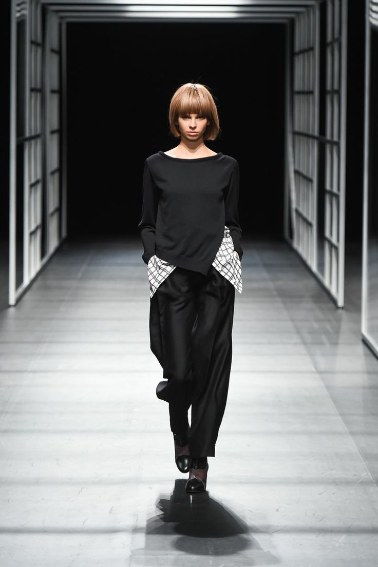 Yasutoshi Ezumi 2014AW collection