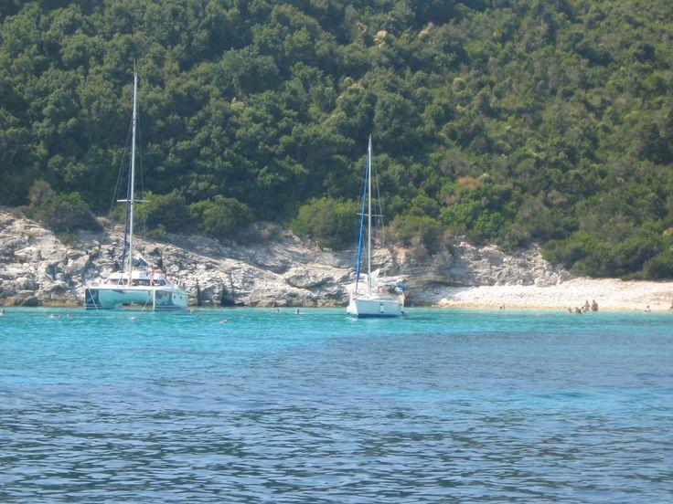 Παξος (Paxos Island)