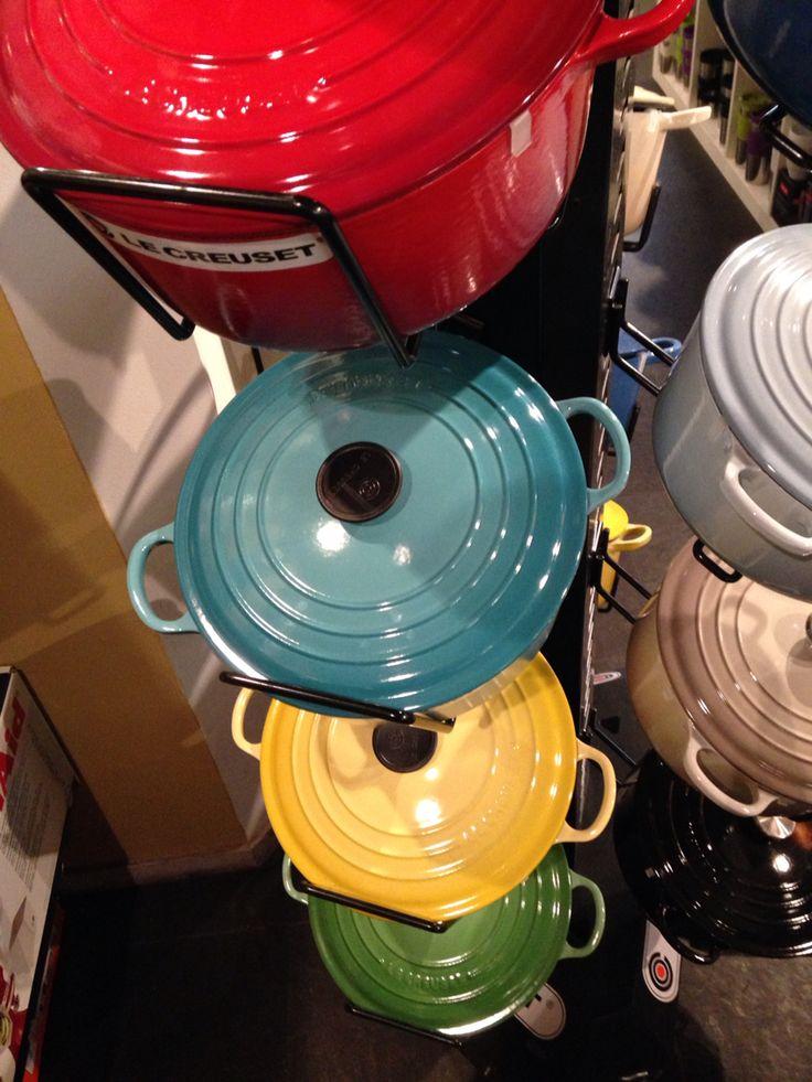 Kjøkken i farger