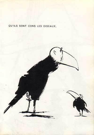 Les oiseaux de Chaval