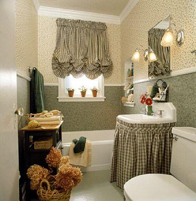 Bathroom Sink Skirtbathroom