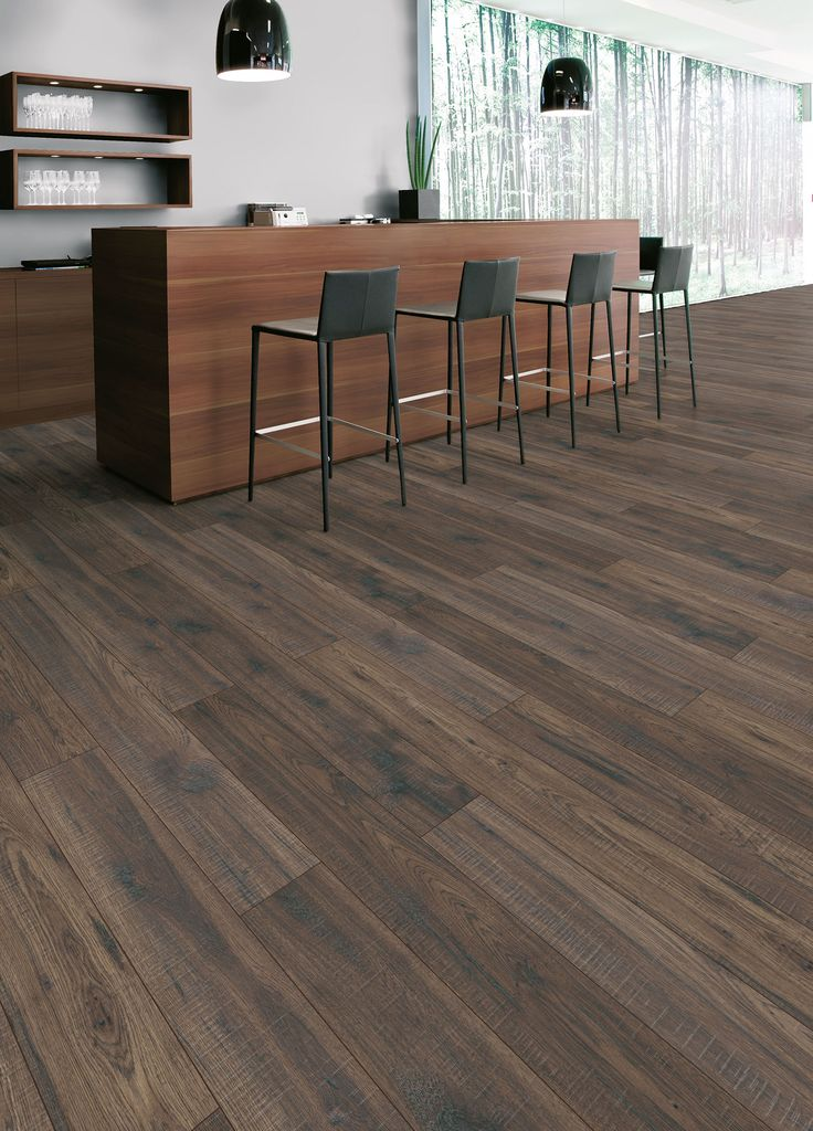 Kaindl 8mm Click together flooring in  Hickory Valley