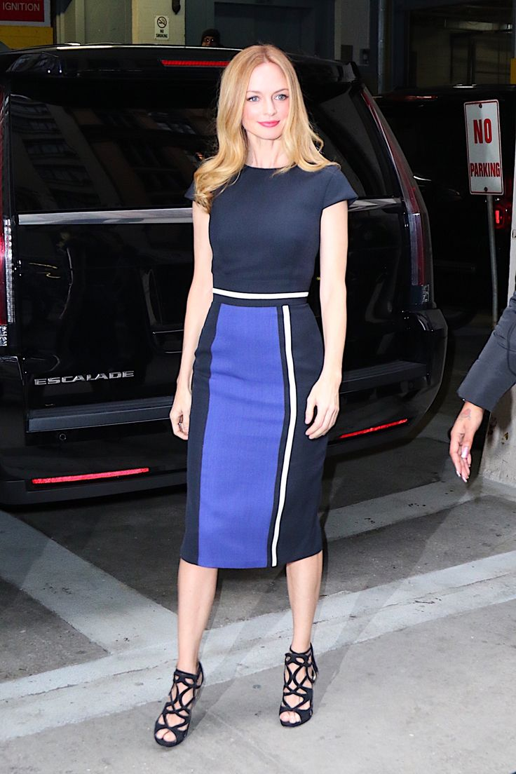 Heather Graham visits AOL Build Speaker Series to discuss her new animated film, 'Norm of the North' at AOL Studios In New York on January 12, 2016 in New York City.