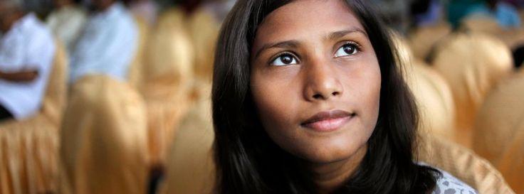 Indisches Wunderkind: Sushma, 13, studiert Mikrobiologie