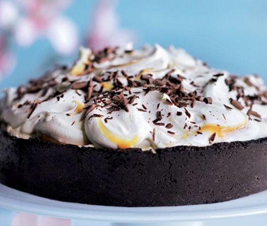 Chocolate banoffee pie   ASDA Recipes