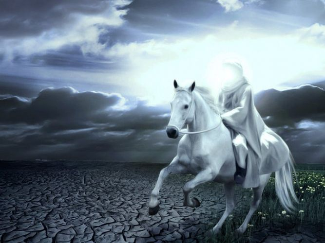 The Battle Of Karbalaa Read Full Story About Islam White Horse Horses Horsemen Of The Apocalypse