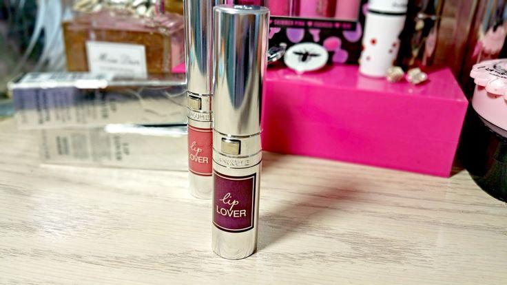 Lancôme Violette Pirouette Lip Lover Review | Fancieland