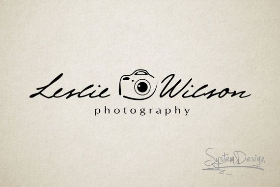 Premade logo and Photography logo Watermark by SystemDesign, $6.00