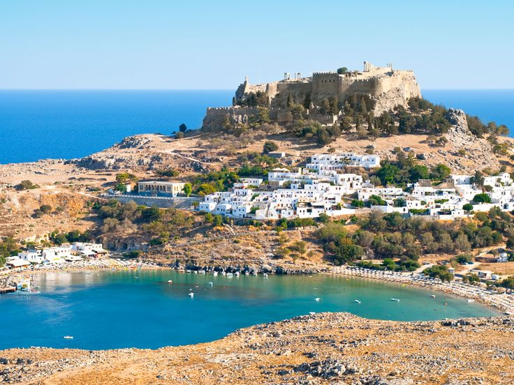 08_Acropolis-in-the-ancient-greek-town-Lindos,-Rhodes-island,-Greece