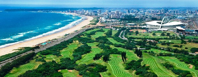 Golf lovers know how lucky we are in KZN, now the European Tour has recognised the fact with the Volvo Golf Champions to be held in Durban in January 2013