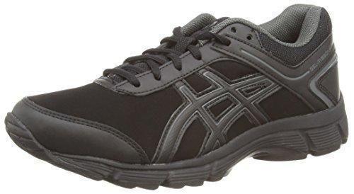 Oferta: 65€ Dto: -10%. Comprar Ofertas de ASICS Gel-Mission - Botas de montaña para mujer, color negro (black/onyx/charcoal 9099), talla 38 barato. ¡Mira las ofertas!
