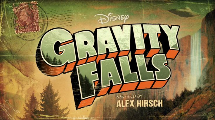 Gravity Falls. 2012. Disney Television Animation. USA