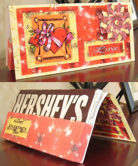 Candy Bar CardBar Gift, Candy Bars, Chocolates Bar, Valentine Ideas, Favors Ideas, Candies Bar, Card Tutorials, Cards Tutorials, Bar Cards