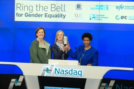 Nasdaq Hosts Women in ETFs