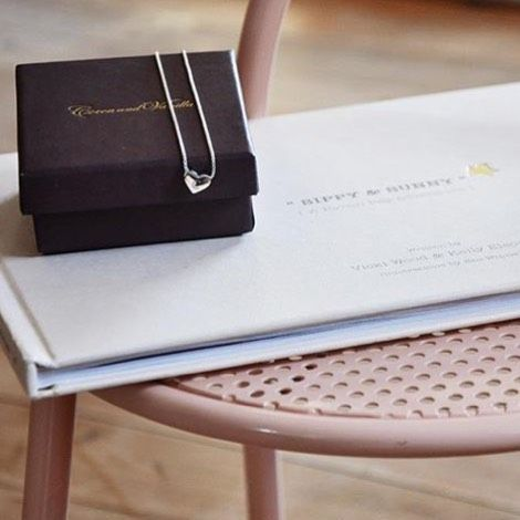 Christmas gifts unwrapped  @kayladilaraa thank you for sharing this beautiful photo of your little girls necklace