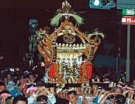 Image result for 諏訪神社お祭りイメージ