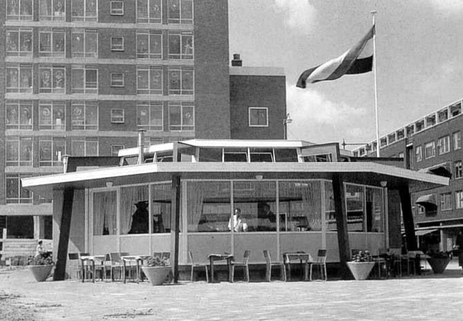 Poffertjeskraam bongers meent pannekoekstraat for Archi interieur rotterdam