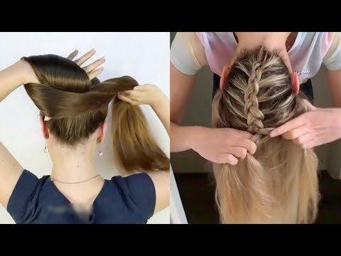 Peinados Faciles 2018 Cabello Corto Cabello Largo Peinados Con