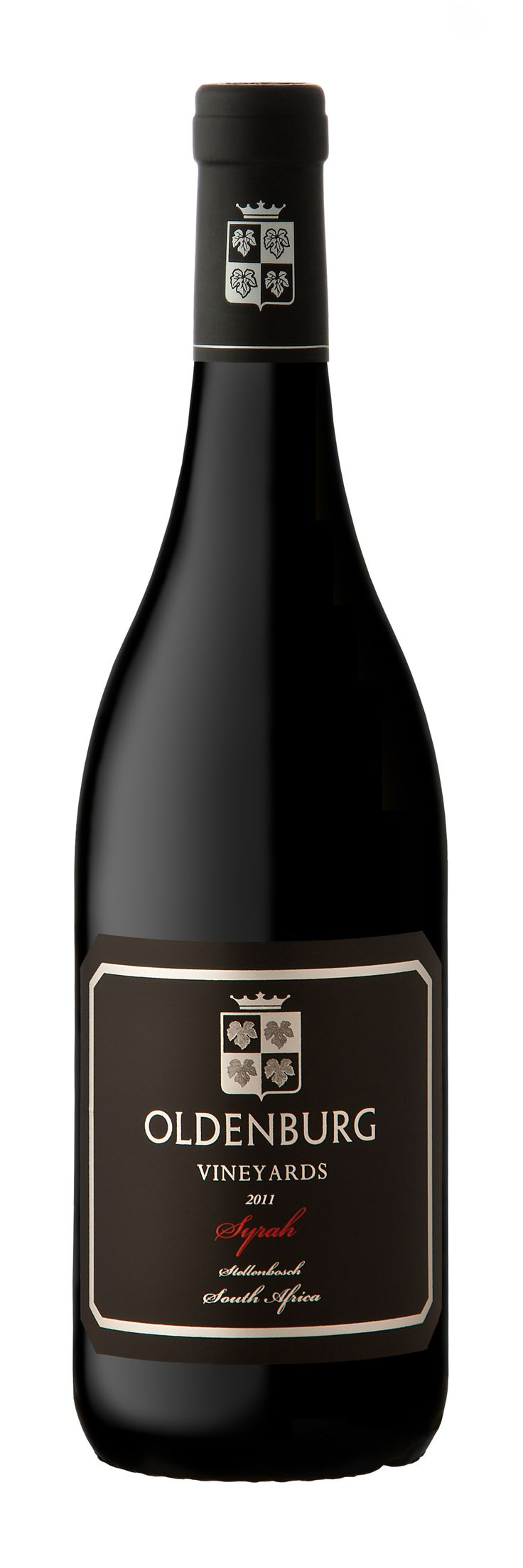 Oldenburg Vineyards Syrah 2011