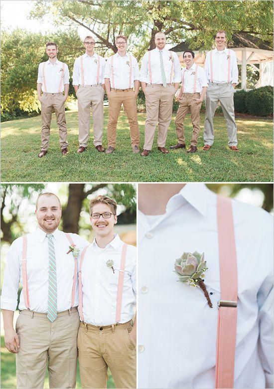 Oklahoma peach and mint wedding. Captured By: Magnolia Adam's Photography #weddingchicks http://www.weddingchicks.com/2014/09/16/oklahoma-peach-and-mint-succulent-wedding-day/