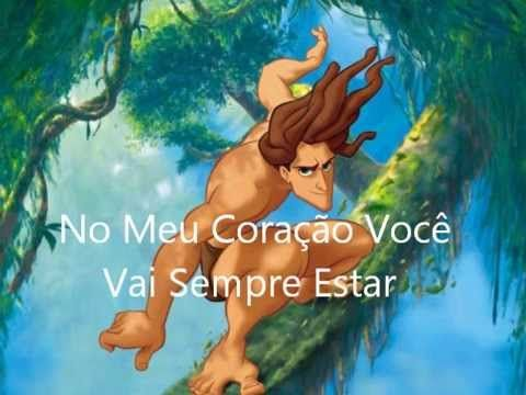 Todas as músicas de Tarzan em Português BR