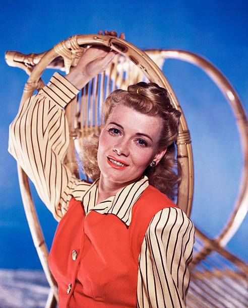 """I became probably the most typed actress in the world. But, at least it had some dignity. I'm proud and grateful I was Blondie. She was dumb and shrewish sometimes. But she was real and sympathetic and warm, a real woman, a human being. And that's how I tried to play her.""""  Happy Birthday Penny Singleton (9/15/1908 - 11/12/2003)"""