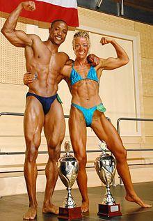 Les gagnants (catégories masculine et féminine) du concours de ... Female Bodybuilders Pics